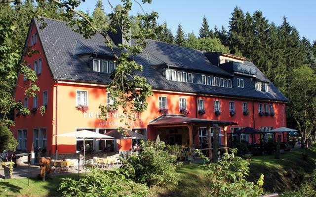 Hotel Fichtenhäusel im Erzgebirge