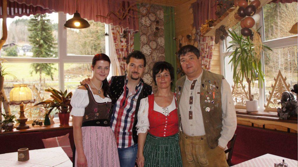 Familie Langer, Erlbenishotel Fichtenhäusel am Pohlagrund